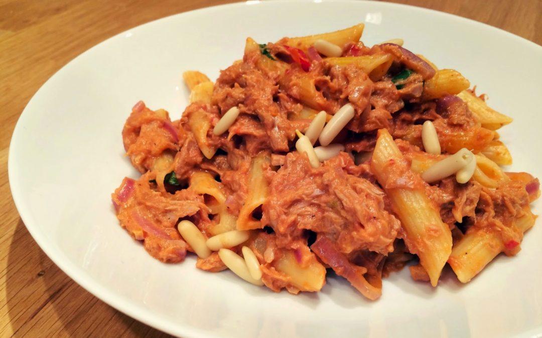 Thunfisch-Pasta